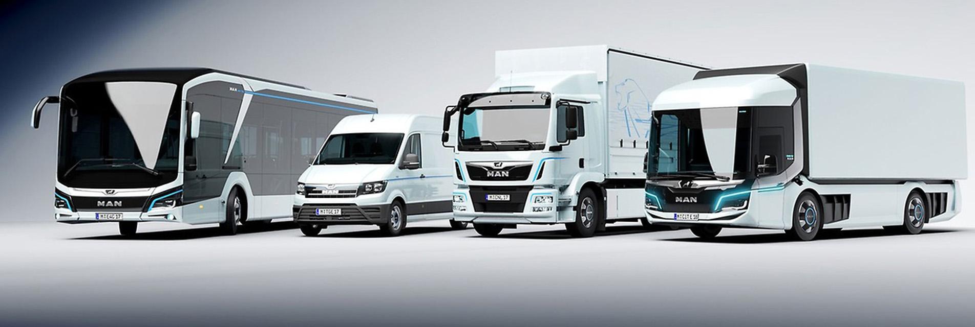 Camiones y flotas profesionales